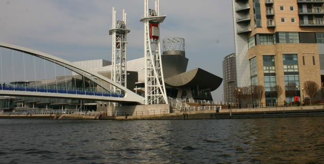Salford Quays - Salford, Greater-Manchester. - PWSDesign