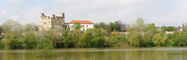 Panorámafotó - Rákóczi Vár, Sárospatak - PWSDesign