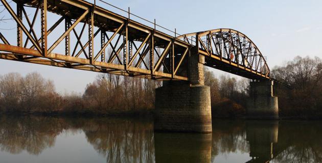 Sárospatak Öreg Híd - PWSDesign