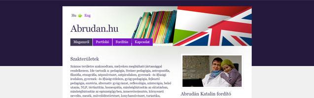 abrudan.hu - PWSDesign