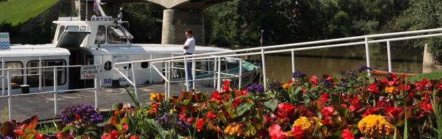 Kikötő és a Lábasház, Sárospatak - PWSDesign
