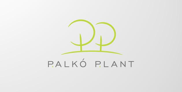 Logó tervek a Palkó Plant részére- PWSDesign