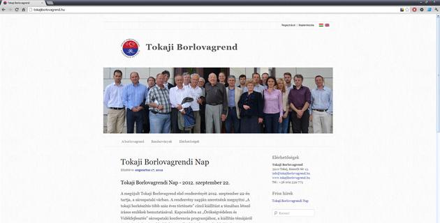 WordPress weboldal készítés, honlap grafikai tervezés Sárospatak, Tokaj-hegyalja. Gyors, keresőoptimalizált, mobilbarát, felbontásfüggetlen weboldalak készítése.