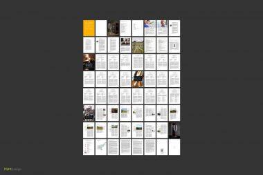 Nagy Tokaji Borárverés 2017 katalógus tervezése